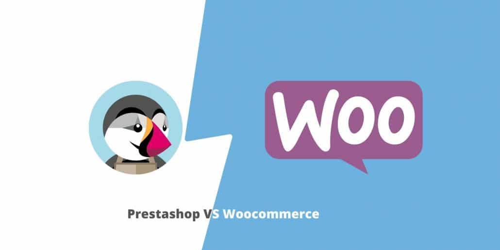 Comparatif Prestashop vs Woocommerce