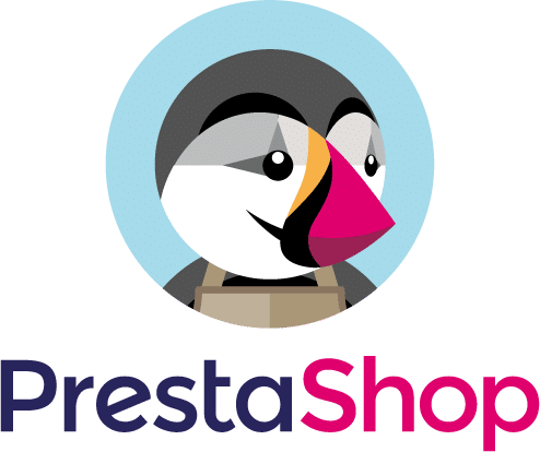 Logo solution e-commerce Prestashop