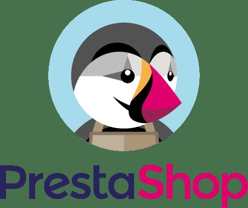 Logo solution e-commerce Prestashop